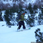colere off-piste skiing