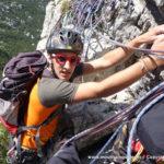Arrampicare in Dolomiti di Brenta
