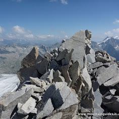 Traversata Val Adamè - Lobbia - Cima Adamello - Val d'Avio